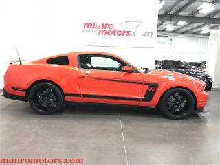 Used 2012 Ford Mustang Boss 302 Whipple Supercharged for sale in St George Brant, ON
