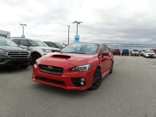 Used 2017 Subaru WRX SPORT 2.0L 4CYL Manual for sale in Midland, ON