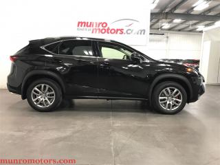 Used 2015 Lexus NX 200t Ultra Premium Navigation Panoramic for sale in St George Brant, ON
