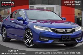 Used 2016 Honda Accord Coupe L4 EX CVT for sale in Pickering, ON