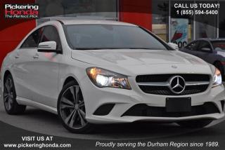 Used 2016 Mercedes-Benz CLA250 Coupe for sale in Pickering, ON