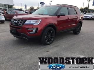 Used 2017 Ford Explorer XLT - Low Mileage for sale in Woodstock, ON