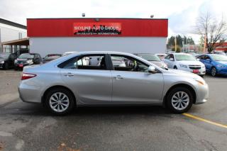 Used 2017 Toyota Camry LE Auto for sale in Surrey, BC