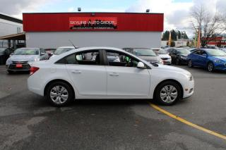 Used 2014 Chevrolet Cruze 4dr Sdn Auto 1LT for sale in Surrey, BC