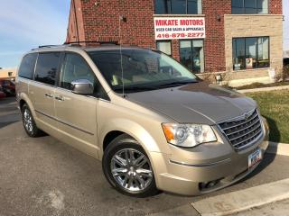 Used 2008 Chrysler Town & Country Limited  for sale in Etobicoke, ON