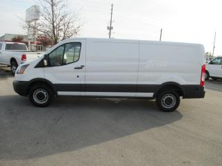 Used 2017 Ford TRANSIT-250 XL.148 INCH W/BASE.LOW ROOF. for sale in London, ON