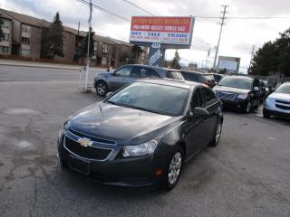 Used 2013 Chevrolet Cruze LS for sale in Scarborough, ON