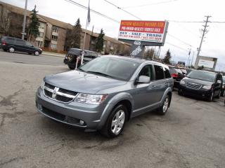 Used 2010 Dodge Journey SXT,7 Passenger for sale in Scarborough, ON