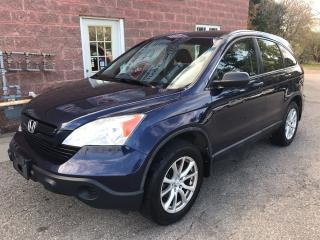 Used 2008 Honda CR-V LX/AWD/NO ACCIDENT/SAFETY/WARRANTY INCLUDED for sale in Cambridge, ON