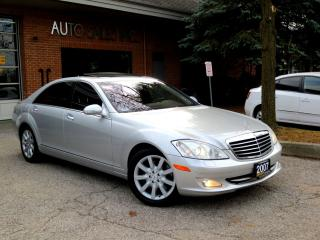 Used 2007 Mercedes-Benz S 550 V8 for sale in Concord, ON