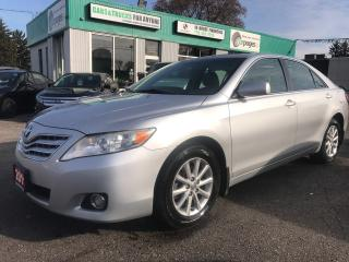 Used 2011 Toyota Camry XLE l No Accidents l Leather for sale in Waterloo, ON
