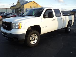 Used 2012 GMC Sierra 2500 CrewCab 6.0L 6ft Box for sale in Brantford, ON