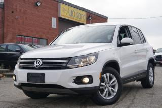 Used 2013 Volkswagen Tiguan Trendline,4 Motion,Bluetooth,Alloy for sale in North York, ON