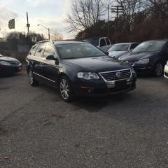 Used 2007 Volkswagen Passat 4-motion Push Start  Import Luxury Wagon for sale in Scarborough, ON