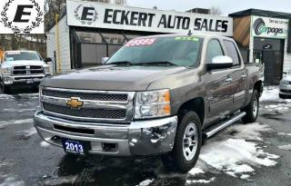 Used 2013 Chevrolet Silverado 1500 LS Cheyenne Edition 4x4 for sale in Barrie, ON