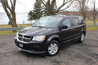 Used 2012 Dodge Grand Caravan SE for sale in Oshawa, ON
