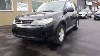 Used 2009 Mitsubishi Outlander XLS-V6-AWD-7PASS for sale in Tilbury, ON