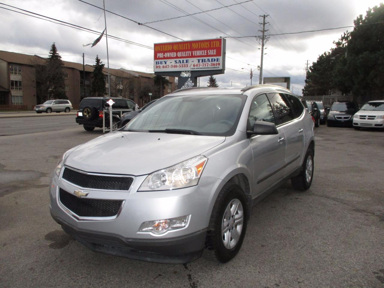 Used 2010 Chevrolet Traverse 1LS 7 PASSENGER for Sale in ...