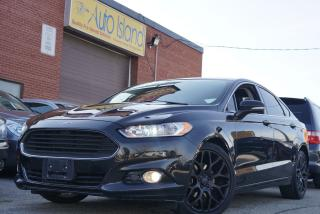 Used 2013 Ford Fusion Titanium,Low KMs,Navi,Camera,Bluetooth for sale in North York, ON