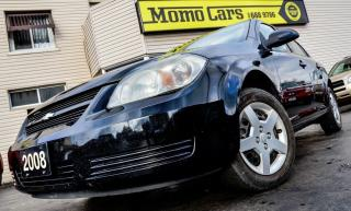Used 2008 Chevrolet Cobalt LT! Cruise+Keyless+AuxIn! ONLY $70/bi-weekly! for sale in St Catharines, ON