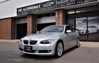 Used 2009 BMW 328i Coupe 328xi 328i xDrive AWD COUPE NO ACCIDENT AWD SPORT for sale in Mississauga, ON