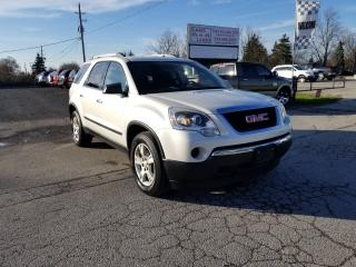Used 2010 GMC Acadia SLE1 for sale in Komoka, ON