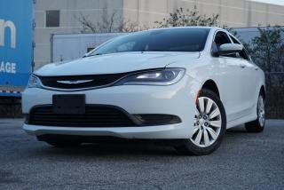 Used 2015 Chrysler 200 LX for sale in North York, ON