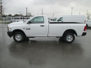 Used 2017 RAM 2500 ST.REG CAG.LONG BOX HEAVY DUTY for sale in London, ON