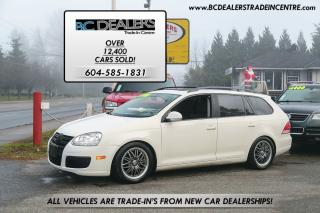 Used 2009 Volkswagen Jetta Comfortline Wagon, Panorama Roof, Lowered, for sale in Surrey, BC