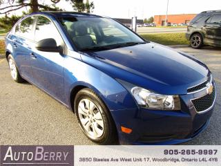 Used 2012 Chevrolet Cruze LS - 1.8L - FWD for sale in Woodbridge, ON