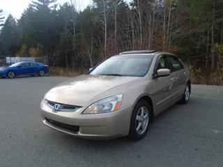 Used 2003 Honda Accord EX for sale in Bridgewater, NS