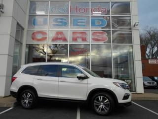 Used 2016 Honda Pilot EX-L LEATHER HEATED FRONT BUCKET SEATS for sale in Halifax, NS