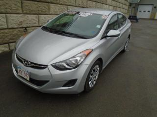 Used 2013 Hyundai Elantra GL for sale in Fredericton, NB