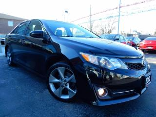 Used 2012 Toyota Camry SE V6 | NAVIGATION | FULLY LOADED | ONE OWNER for sale in Kitchener, ON