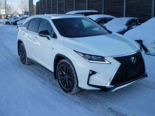 Used 2016 Lexus RX 350 F SPORT 2 RED LEATHER for sale in Toronto, ON