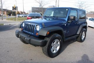 Used 2010 Jeep Wrangler Mountain for sale in North York, ON