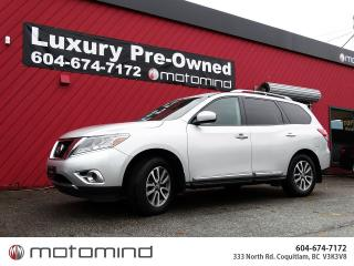 Used 2014 Nissan Pathfinder SL for sale in Coquitlam, BC