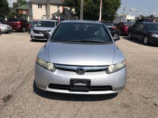 Used 2007 Honda Civic NO ACCIDENT/SAFETY/WARRANTY INCLUDED for sale in Cambridge, ON