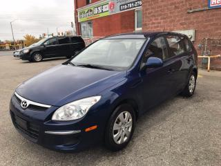 Used 2011 Hyundai Elantra Touring ONE OWNER/NO ACCIDENT/SAFETY/WARRANTY INCLUDED for sale in Cambridge, ON