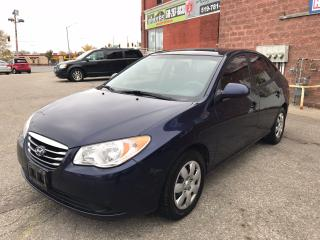 Used 2010 Hyundai Elantra NO ACCIDENT/SAFETY/WARRANTY INCLUDED for sale in Cambridge, ON