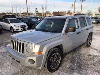 Used 2009 Jeep Patriot NO ACCIDENT/SAFETY/WARRANTY INCLUDED for sale in Cambridge, ON