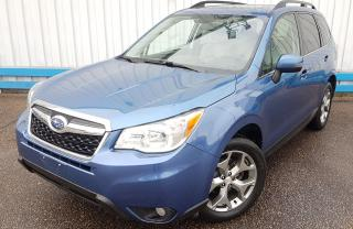 Used 2015 Subaru Forester 2.5i Limited AWD *NAVIGATION* for sale in Kitchener, ON