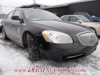 Used 2011 Buick LUCERNE  4D SEDAN for sale in Calgary, AB