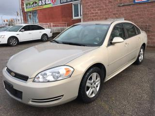 Used 2009 Chevrolet Impala LS/ONE OWNER/NO ACCIDENT/SAFETY/WARRANTY INCLUDED for sale in Cambridge, ON