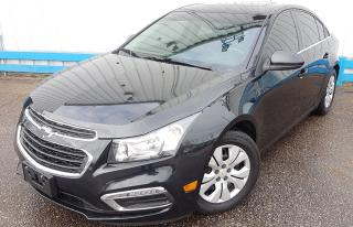 Used 2016 Chevrolet Cruze LT *SUNROOF* for sale in Kitchener, ON