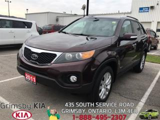 Used 2011 Kia Sorento EX for sale in Grimsby, ON