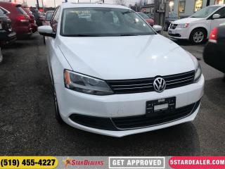 Used 2014 Volkswagen Jetta 1.8 TSI Comfortline | ROOF | HEATED SEATS for sale in London, ON