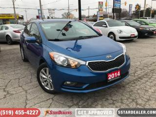 Used 2014 Kia Forte 1.8L LX+ | ROOF for sale in London, ON