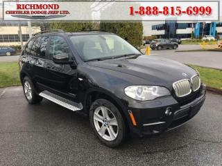 Used 2011 BMW X5 xDrive35d for sale in Richmond, BC