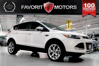 Used 2013 Ford Escape Titanium ECOBOOST AWD | LTHR | NAV | HEATED SEATS for sale in North York, ON